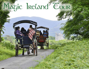 Magic Ireland - guided tour of Wild Atlantic Way, South & West of Ireland, Killarney on Ring of Kerry, Irish myth, legend