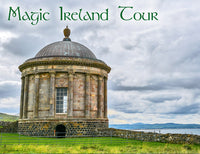 Magic Ireland Tour - Mussenden Temple in Northern Ireland, Game of Thrones, guided tour of Ireland's Ancient East, Irish myth, legend