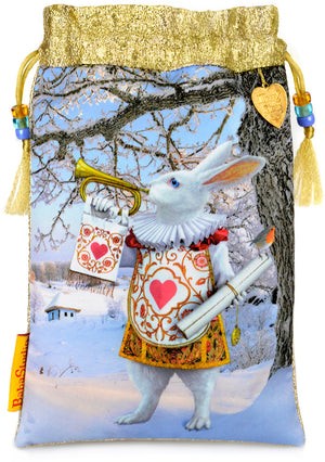 Snowy Rabbit — holiday bag 2014 - Baba Store EU - 1