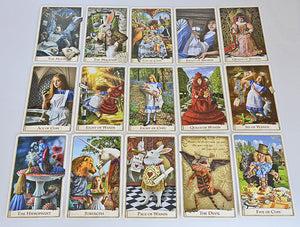 The Alice Tarot Limited Edition deck — Large format, limited to 500 only - Baba Store EU - 28
