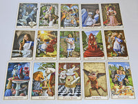 The Alice Tarot by Baba Studio