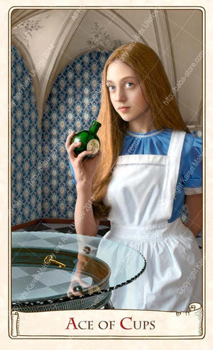 The Alice Tarot Limited Edition deck — Large format, limited to 500 only - Baba Store EU - 26