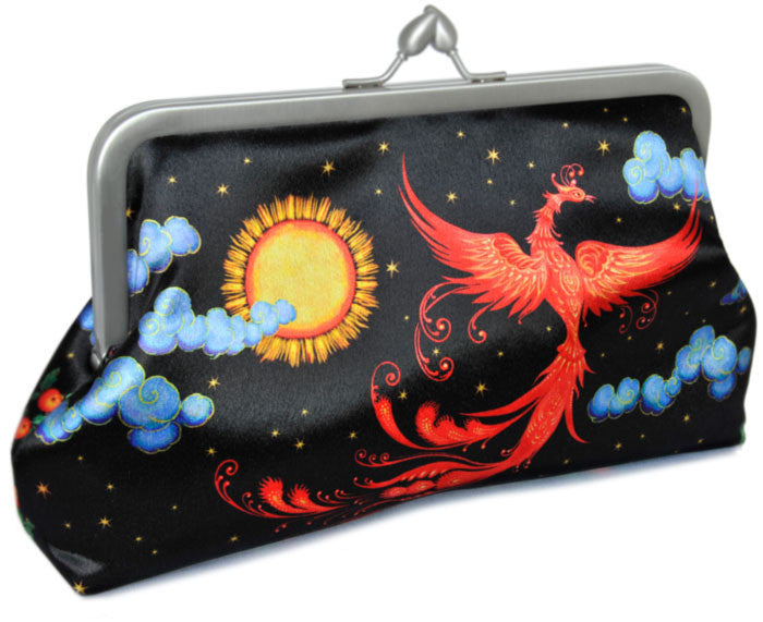The Firebird, 8 inch size in satin - Baba Store EU - 1