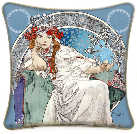 Princess Hyacintha cushion/pillow