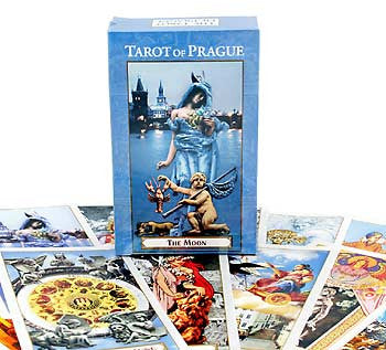 The Tarot of Prague Deck - second edition SOLD OUT - Baba Store EU - 7