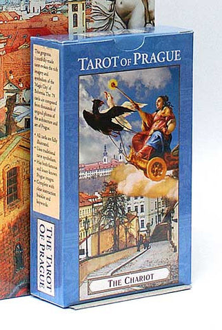 The Tarot of Prague Deck - second edition SOLD OUT