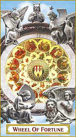 The Tarot of Prague Deck - second edition SOLD OUT - Baba Store EU - 4
