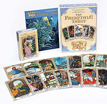 The Fairytale Tarot Deck - Baba Store EU - 1