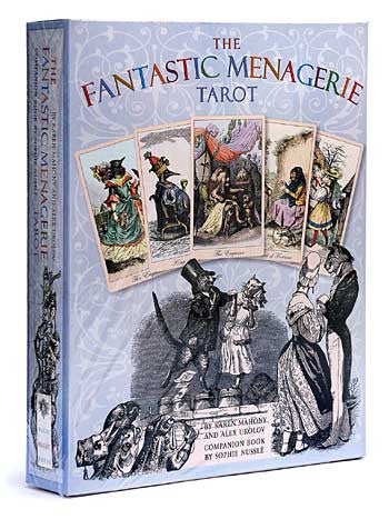The Fantastic Menagerie Tarot Kit - Baba Store EU - 3