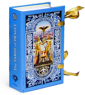 The Tarot of Prague Kit (first edition). - Baba Store EU - 4