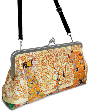 The Tree of Life, Gustav Klimt pictures, 10 inch size in dupion - Baba Store EU - 5