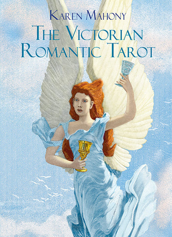 Victorian Romantic Tarot companion book, second edition - Baba Store EU