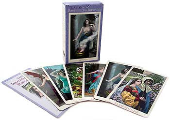 The Victorian Romantic Tarot, Russian version - Baba Store EU - 2