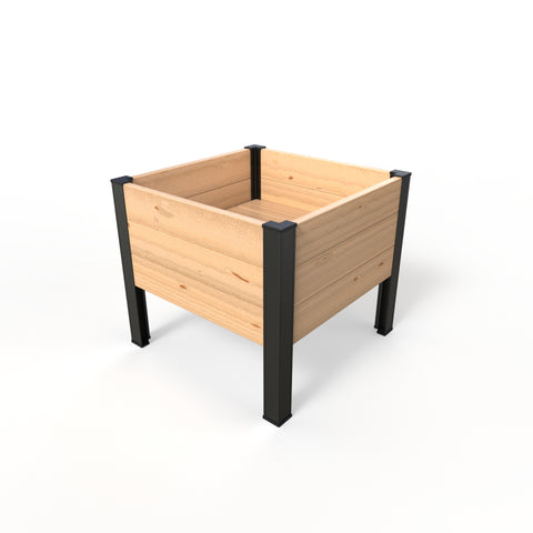 planter box with cedar from canada