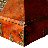 Indian Rosewood Dowery box