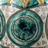 Plaisance Earthenware Vase