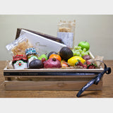 Sweet and Savoury box with Seasonal Fruit