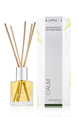 iKOU Aromacology Diffuser Reeds - Calm (From Sydney Blue Mountain)