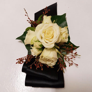 Ribbon Formal Corsage