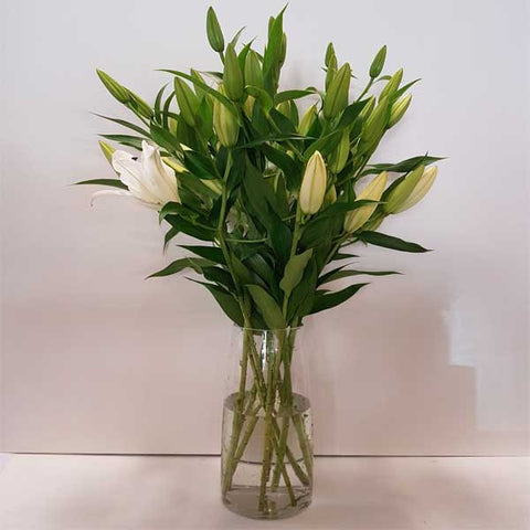 Keep it Simple with Lillies