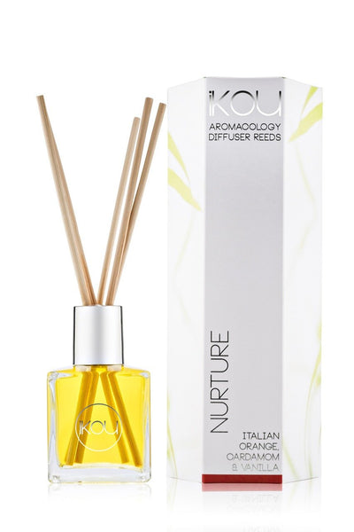 iKOU Aromacology Diffuser Reeds - Nurture (From Sydney Blue Mountain)