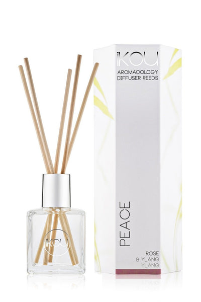 iKOU Aromacology Diffuser Reeds - Peace (From Sydney Blue Mountain)