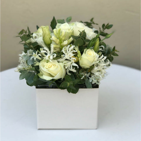 A Sweet Floral Box