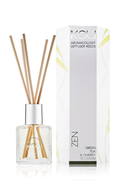 iKOU Aromacology Diffuser Reeds - Zen (From Sydney Blue Mountain)