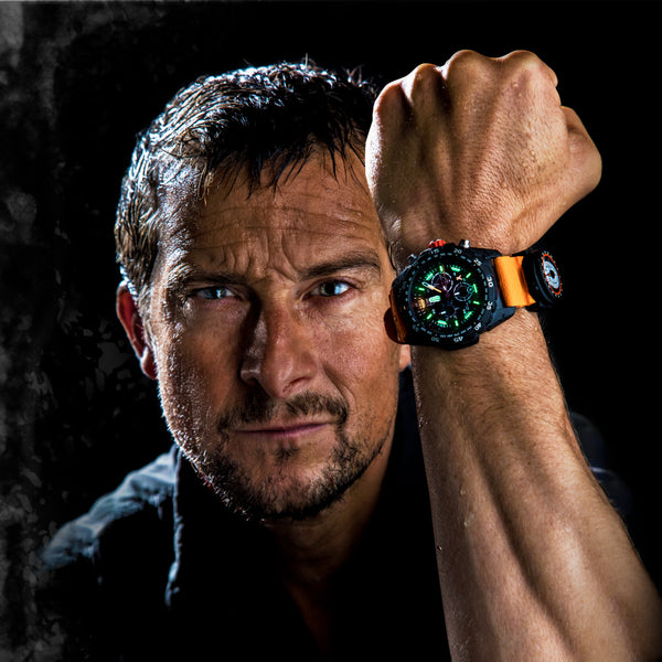 Luminox x Bear Grylls