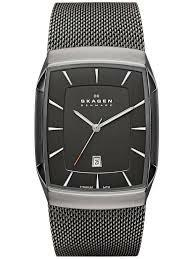Skagen Aktiv Grey Mesh Titanium Skw6012 - Mens Watch