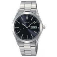 Seiko Blue Dial Sgga23 - Mens Watch