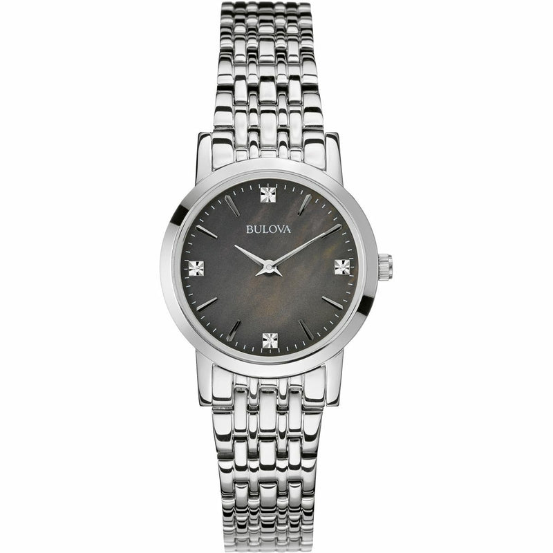 Ladies Bulova Diamonds Watch 96S148