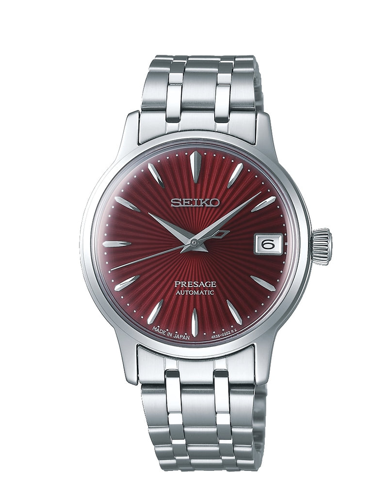 Seiko Presage Cocktail Kir Royal Womens Watch