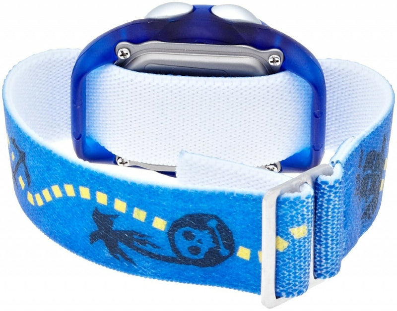 Timex Digital Pirates Elastic Fabric Strap T7B889 - Kid'S Watch