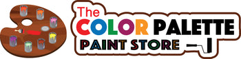 The Color Palette Paint Store