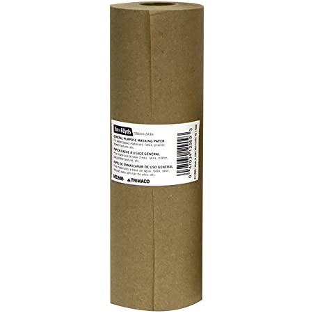 "Trimaco 12909 9"" Brown M/Paper"