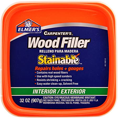Elmer's INT/EXT Carpenters Wood Fill 32oz