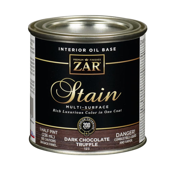 Zar Interior Stain Dark Chocolate Truffle #123