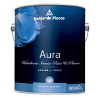 Aura® Waterborne Interior Paint - Eggshell Finish 524