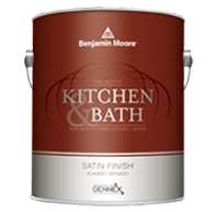 Benjamin Moore Kitchen and Bath 322