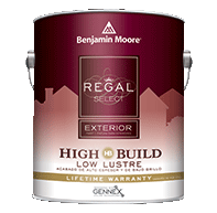 Regal Select Exterior High Build, Low Lustre 401