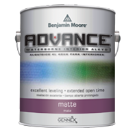 ADVANCE® Waterborne Interior Alkyd Paint - Matte 791