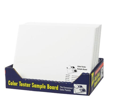 FoamPRO C/Tester Sample Board