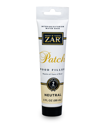 Zar Patch Wood Filler 3 oz