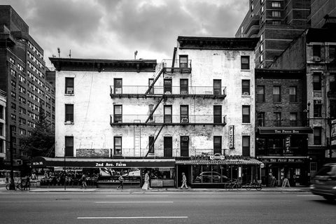 Manhattan Street I - fine art photography store - elvistudio photography - A4 (210x297mm) / No Frame - 7