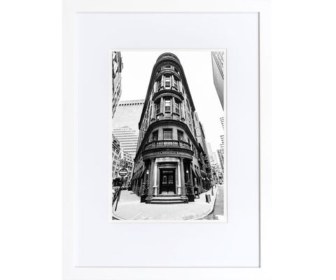 Delmonico's - fine art photography store - elvistudio photography - A4 (210x297mm) / White - 1