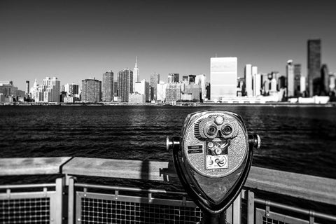 Manhattan Cityscape I - fine art photography store - elvistudio photography - A4 (210x297mm) / No Frame - 7