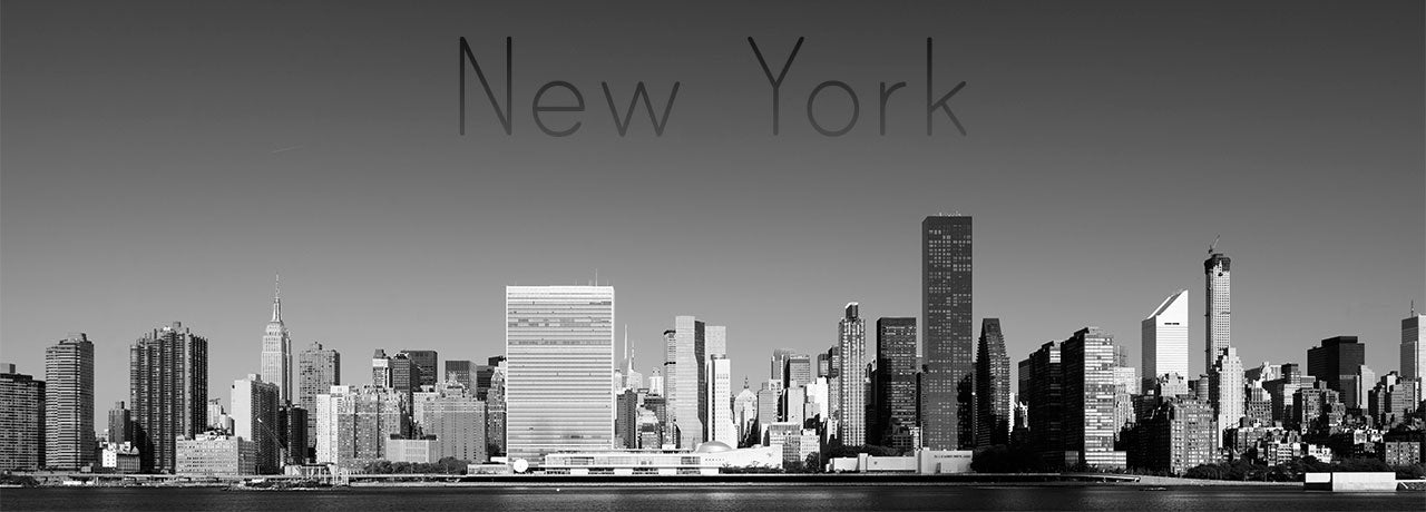 Framed Fine Art Photography Prints of New York