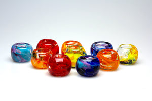 Marbled Tealight Holders