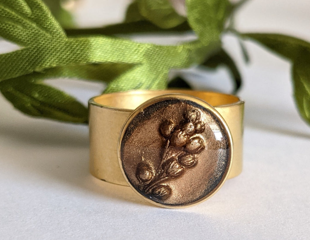 Botanical Ring